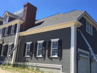 gutter install North Dartmouth, Westport, New Bedford, MA
